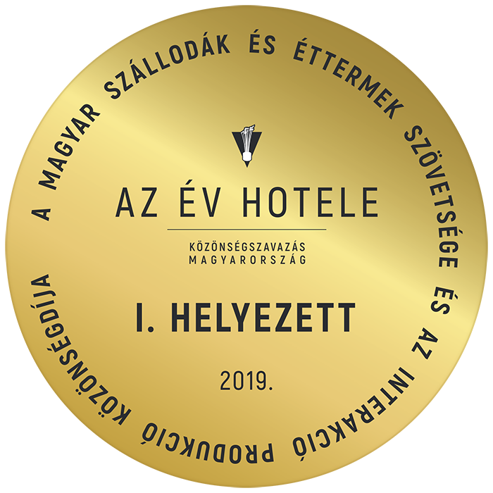Shiraz Hotel - Év hotele